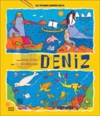 İlk Kitabını Kendin Boya - Deniz
