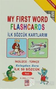 İlk Sözcük Kartlarım 1 : Red
