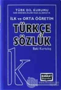 İlk ve Orta Öğretim Türkçe Sözlük