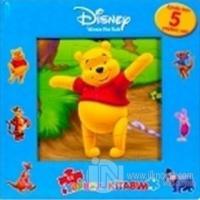İlk Yapboz Kitabım  Winnie (Ciltli)