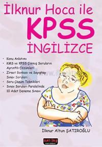İlknur Hoca ile KPSS İngilizce İlknur Altun Şatıroğlu