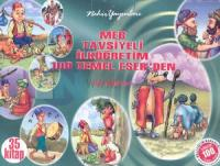 MEB Tavsiyeli İlköğretim 100 Temel Eser'den Türk Klasikleri  - 35 Kitap