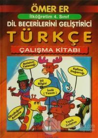 İlköğretim 4. Sınıf Türkçe Çalışma Kitabı