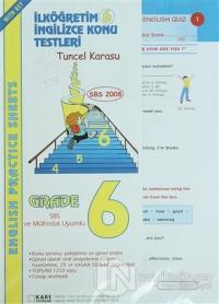 İlköğretim 6 İngilizce Konu Testleri