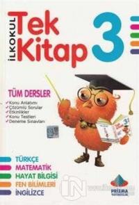 İlkokul Tek Kitap 3. Sınıf Tüm Dersler