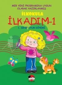 İlkokula İlk Adım Eğitim Seti (4 Kitap Takım)