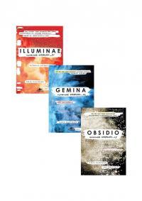 Illuminae Dosyaları 3 Kitap Takım