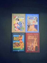 Kemal Tahir Mini Kitap Seti - 4 Kitap