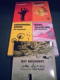 Ray Bradbury 5 Kİtap Takım %35 indirimli Ray Bradbury