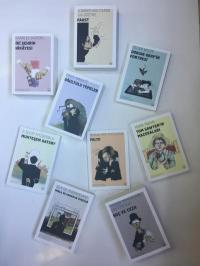 İthaki Dünya Klasikleri - 9 Kitap Takım