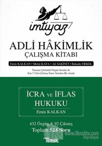 İmtiyaz Adli Hakimlik Çalışma Kitabı - İcra ve İflas Hukuku