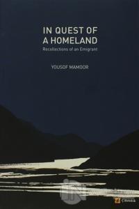 In Quest of A Homeland %25 indirimli Yousof Mamoor