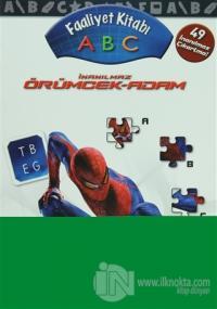 İnanılmaz Örümcek Adam - ABC Faaliyet Kitabı
