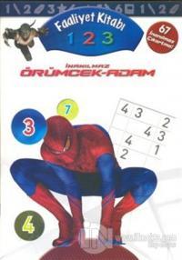 İnanılmaz Örümcek Adam - Faaliyet Kitabı 1 - 2 - 3