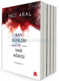 İnci Aral Seti - 5 Kitap Takım