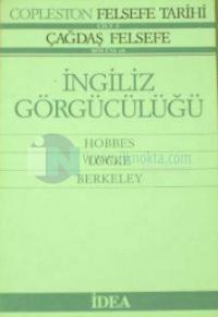 İngiliz Görgücülüğü Copleston Felsefe Tarihi Çağdaş Felsefe Cilt: 5 Bölüm