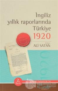 İngiliz Yıllık Raporlarında Türkiye 1920