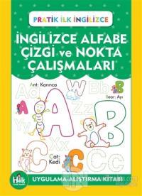 İngilizce Alfabe Çizgi ve Nokta Çalışmaları