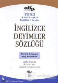 İngilizce Deyimler Sözlüğü