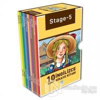 İngilizce Hikaye Seti 10 Kitap Takım - Stage 5