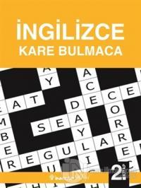 İngilizce Kare Bulmaca 2. Kitap
