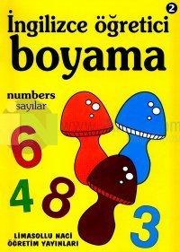 Ingilizce Ogretici Boyama 2 Numbers Sayilar 20 Indirimli A V Limasol