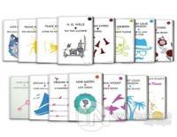 İngilizce Roman Seti (15 Kitap Takım)