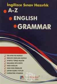 İngilizce Sınav Hazırlık / A - Z - English - Grammar