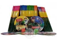 İngilizce Stage 1 (15 Kitap Takım - CD'li)