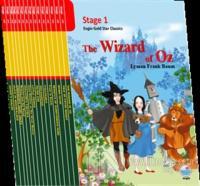 İngilizce Stage 1 Seti (16 Kitap, CD'siz)