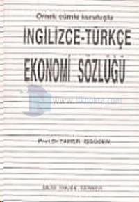 İngilizce-Türkçe Ekonomi Sözlüğü