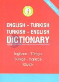 İngilizce - Türkçe / Türkçe İngilizce Sözlük (Büyük Boy)