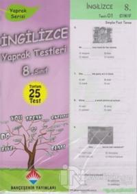 İngilizce Yaprak Testleri 8. Sınıf