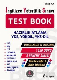 İngilizce Yeterlilik Sınavı - Test Book