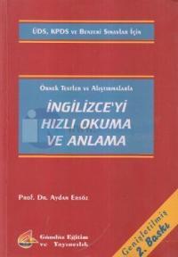 İngilizce'yi Hızlı Okuma ve Anlama