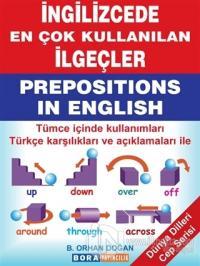 İngilizcede En Çok Kullanılan İlgeçler
