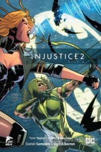 Injustice 2 - Cilt 2 Tom Taylor