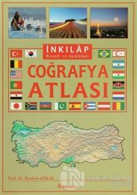 İnkılap Coğrafya Atlası Resimli ve Açıklamalı