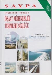 İnşaat Mühendisliği Terimleri Sözlüğü İngilizce-Türkçe