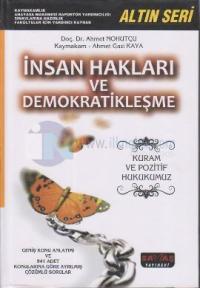 İnsan Hakları ve Demokratikleşme