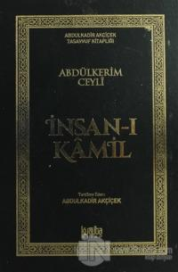 İnsan-ı Kamil (1-2 Tek Cilt) (Ciltli)