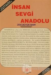 İnsan Sevgi Anadolu