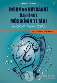 İnsan ve Hayvanat Üzerinde Musikinin Te'siri