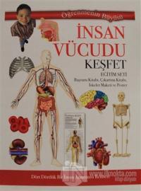 İnsan Vücudu Keşfet Eğitim Seti Kolektif