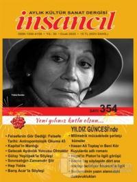 İnsancıl Aylık Kültür Sanat Dergisi Sayı: 354 Ocak 2020