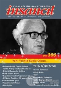İnsancıl Aylık Kültür Sanat Dergisi Sayı: 366 Ocak 2021
