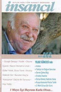 İnsancıl Aylık Kültür ve Sanat Dergisi Sayı: 262