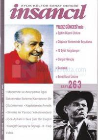 İnsancıl Aylık Kültür ve Sanat Dergisi Sayı: 263