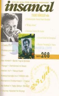 İnsancıl Aylık Kültür ve Sanat Dergisi Sayı: 268