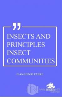 Insects And Principles Insect Communities